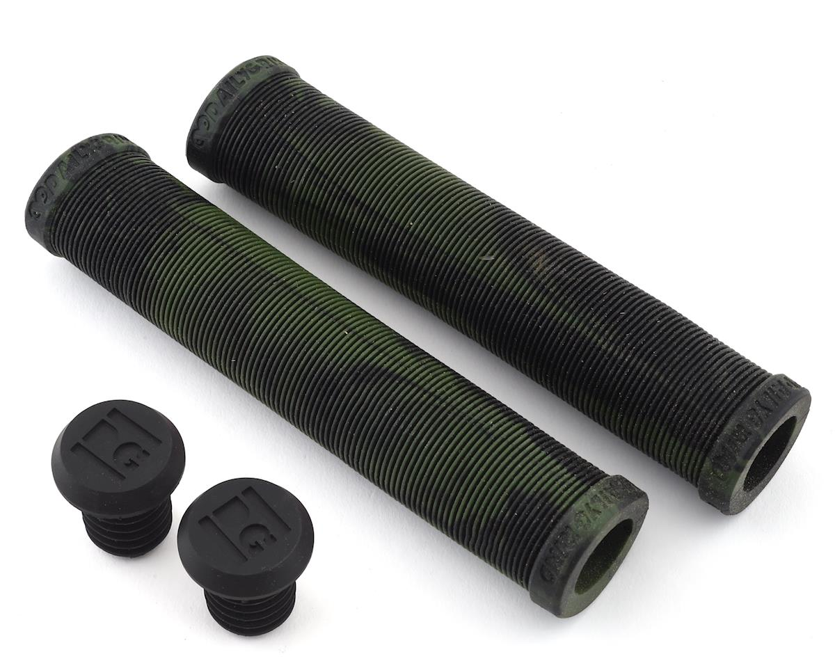 Daily Grind Grips (Pair) (Green/Swirl)