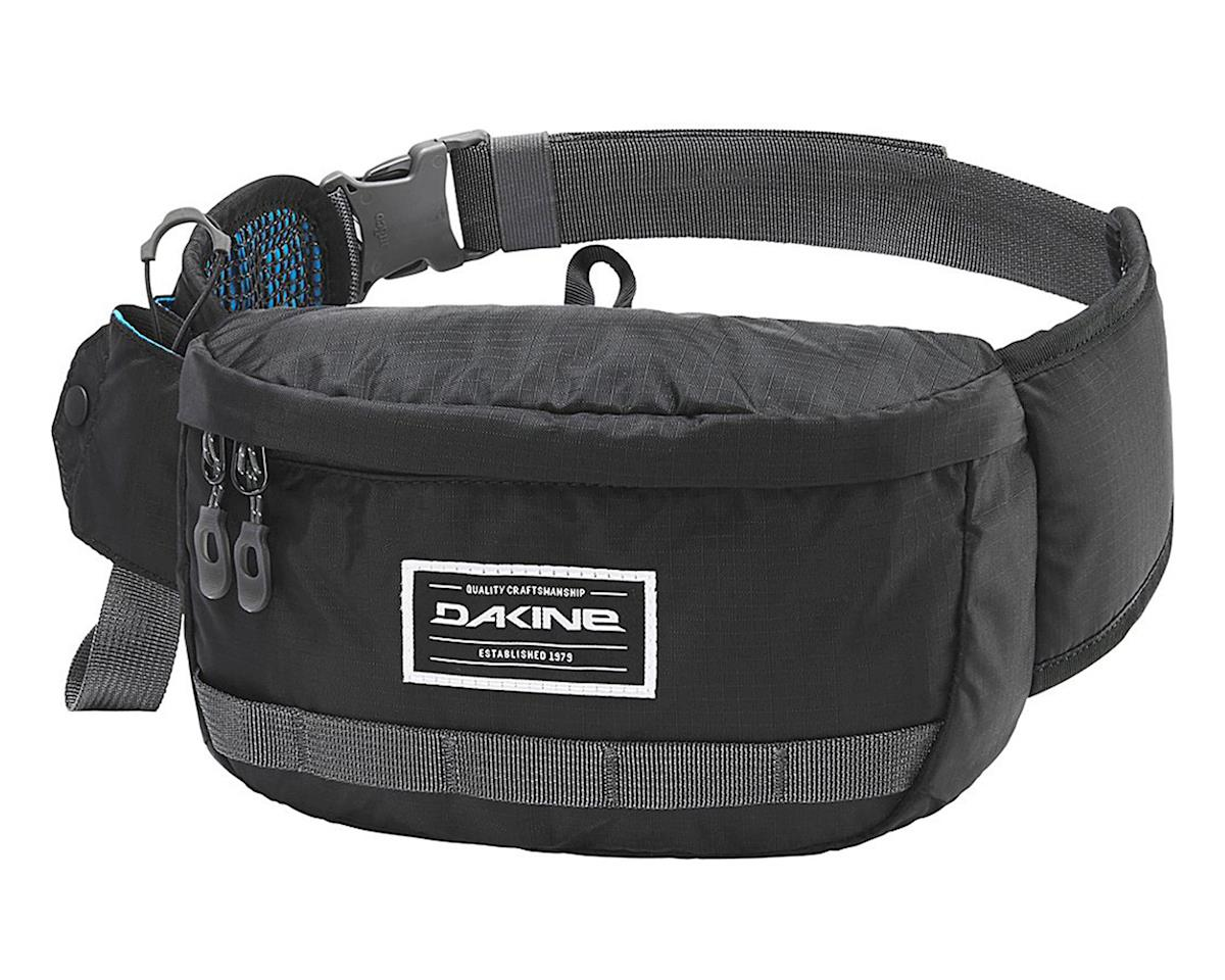 Dakine Hot Laps Gripper Bike Bag (Black) (2 Liter)