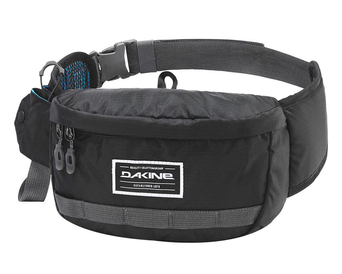 Dakine Hot Laps Gripper Bike Bag (Black) (5 Liter)