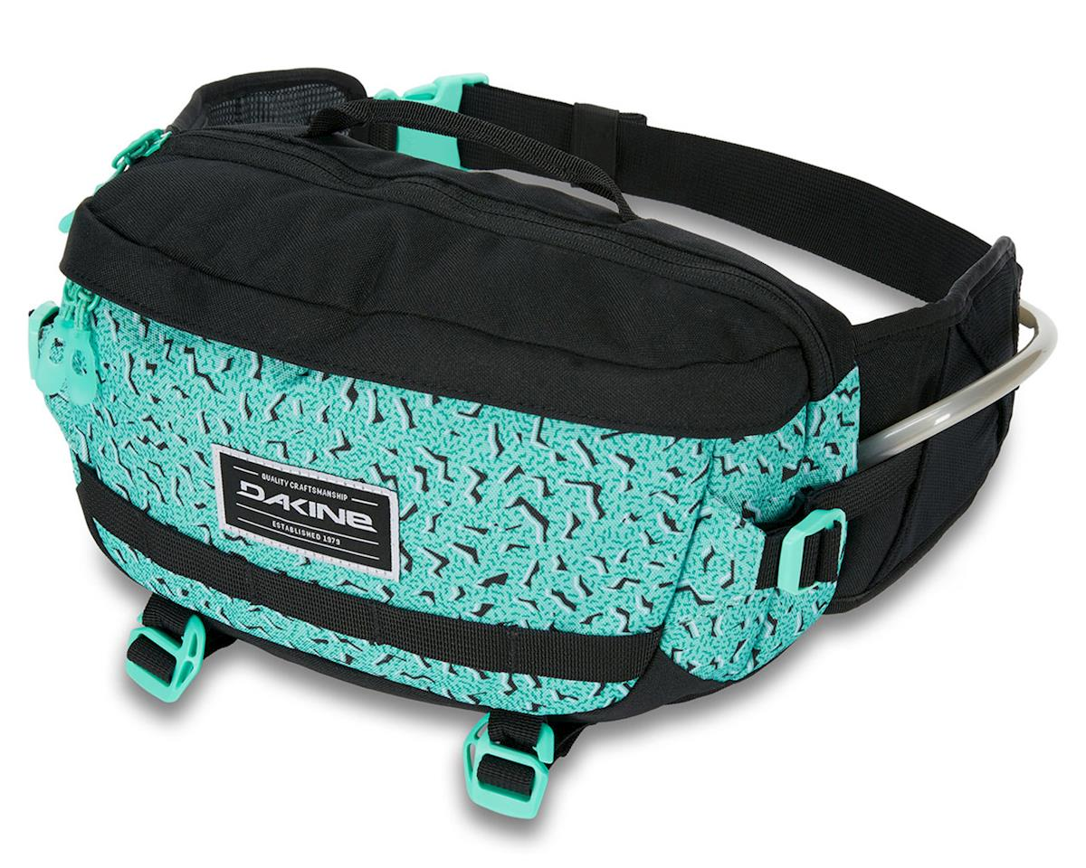 Dakine Hot Laps 5L Hip Pack (Electric Mint) (85oz/2.5L)