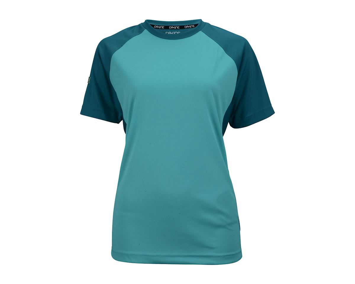 Dakine Women's Xena Short Sleeve Jersey (Teal Gr)
