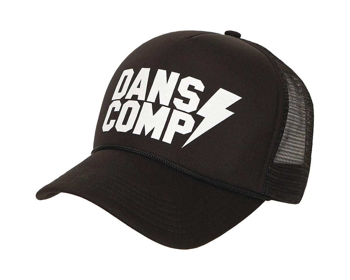 Dan's Comp Dans Comp Gear Jammer Trucker Hat (Black/Black) (One Size Fits Most)