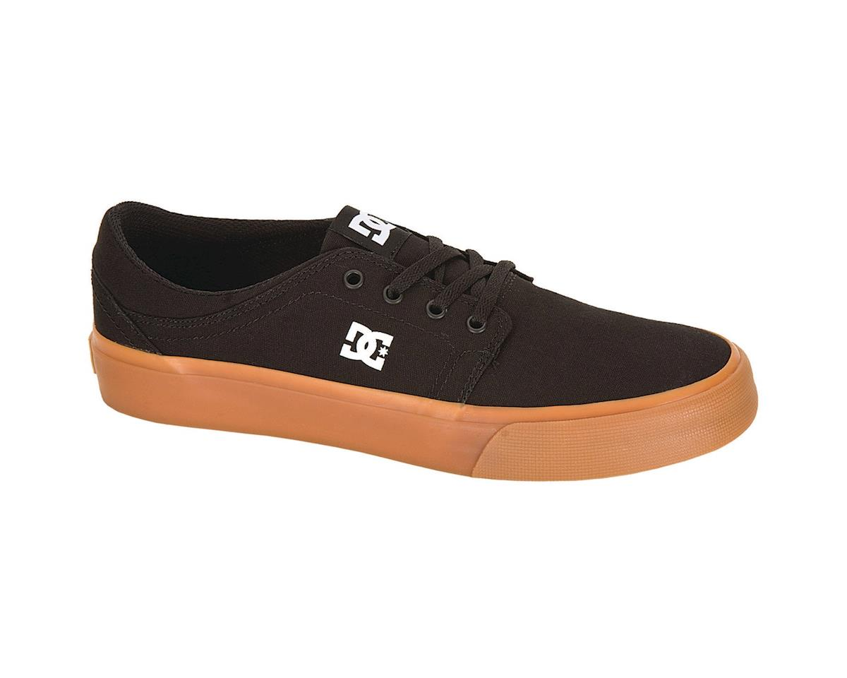 DC Shoes DC Trase TX Shoes (Black/Gum) (5)
