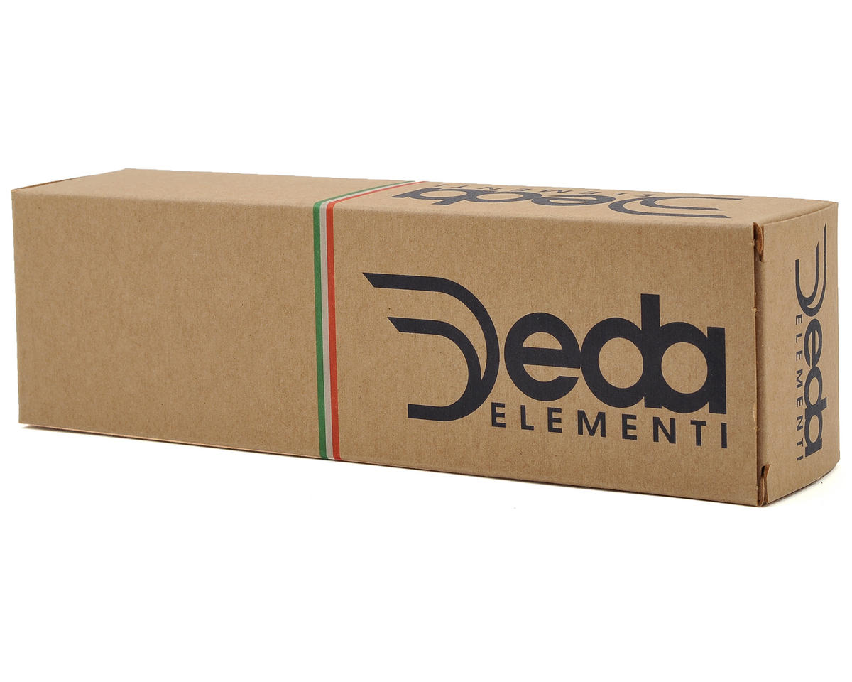Deda Elementi Superleggero Stem (+/-8°) (Polished on Black) (100mm)