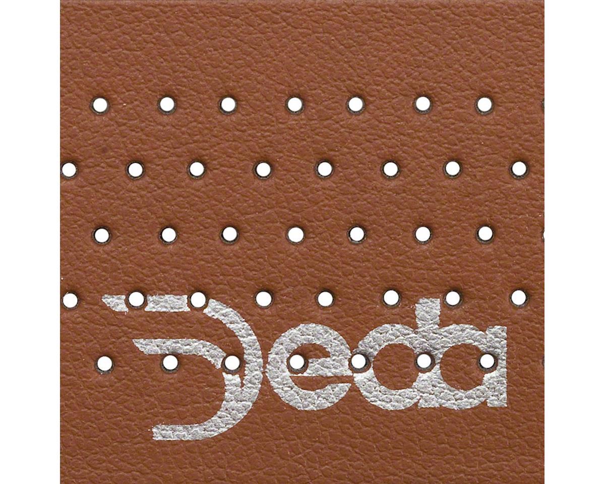Deda Elementi Mistral Bar Tape: Faux Brown Leather