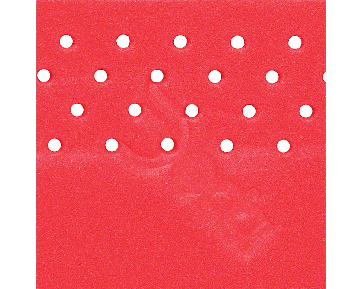 Deda Elementi Traforato Bar Tape: Red Perforated