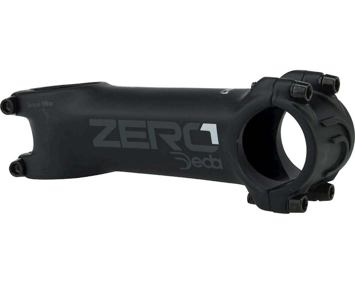 Zero1 Stem: 100mm +/- 6 Degree Matte Black MY17