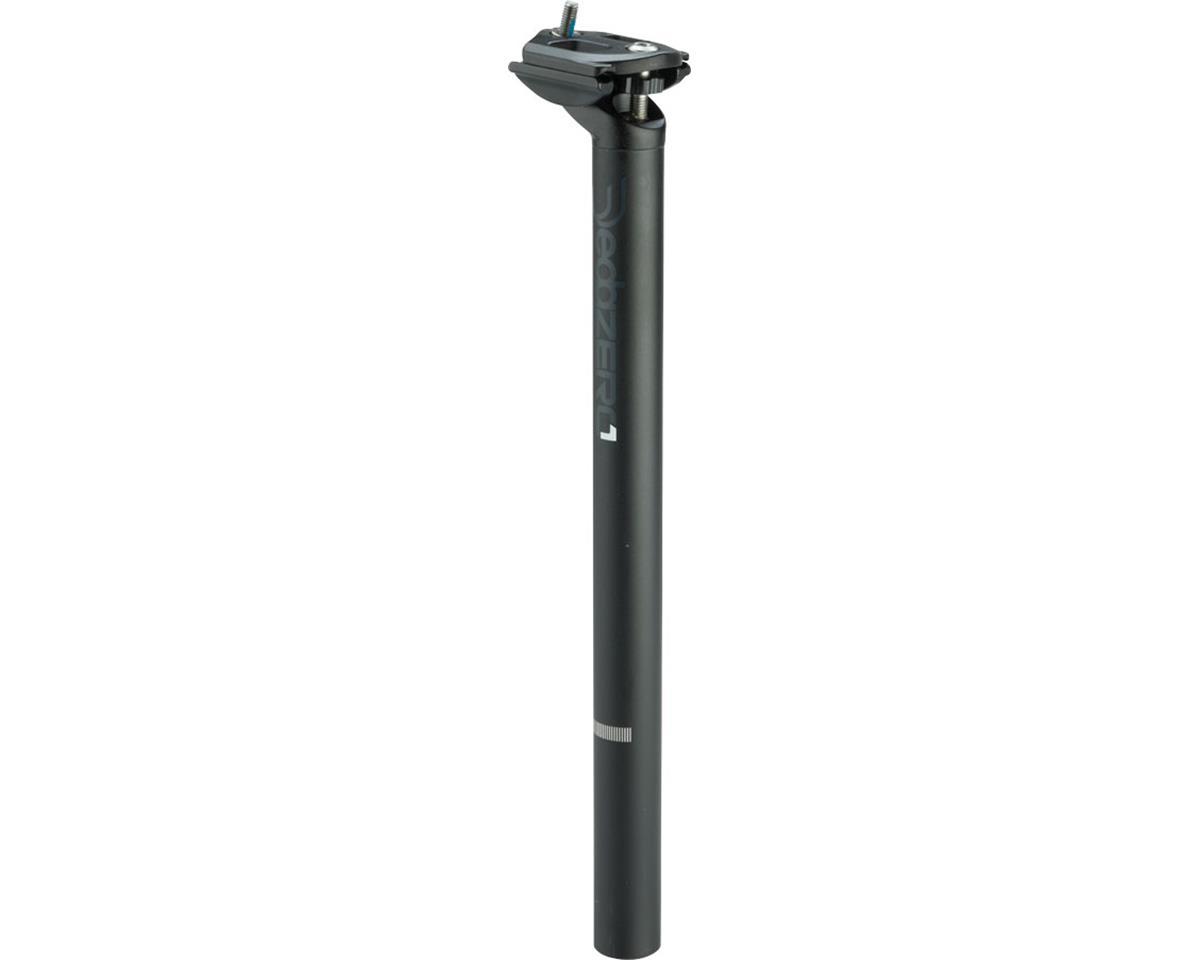 Deda Elementi Zero1 Seatpost: 27.2 x 350mm Matte Black