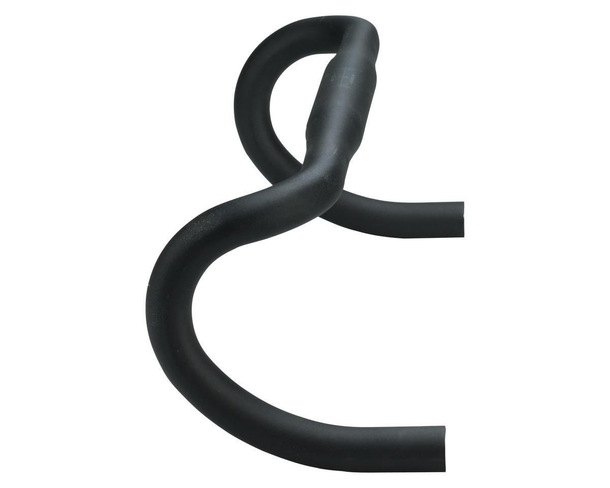 Deda Elementi Zero2 Drop Handlebar - Aluminum, 31.7mm, 44cm, Matte Black