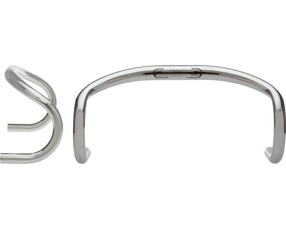 Deda Elementi Velocita Handlebar: 31.7 mm, 42cm, Chrome