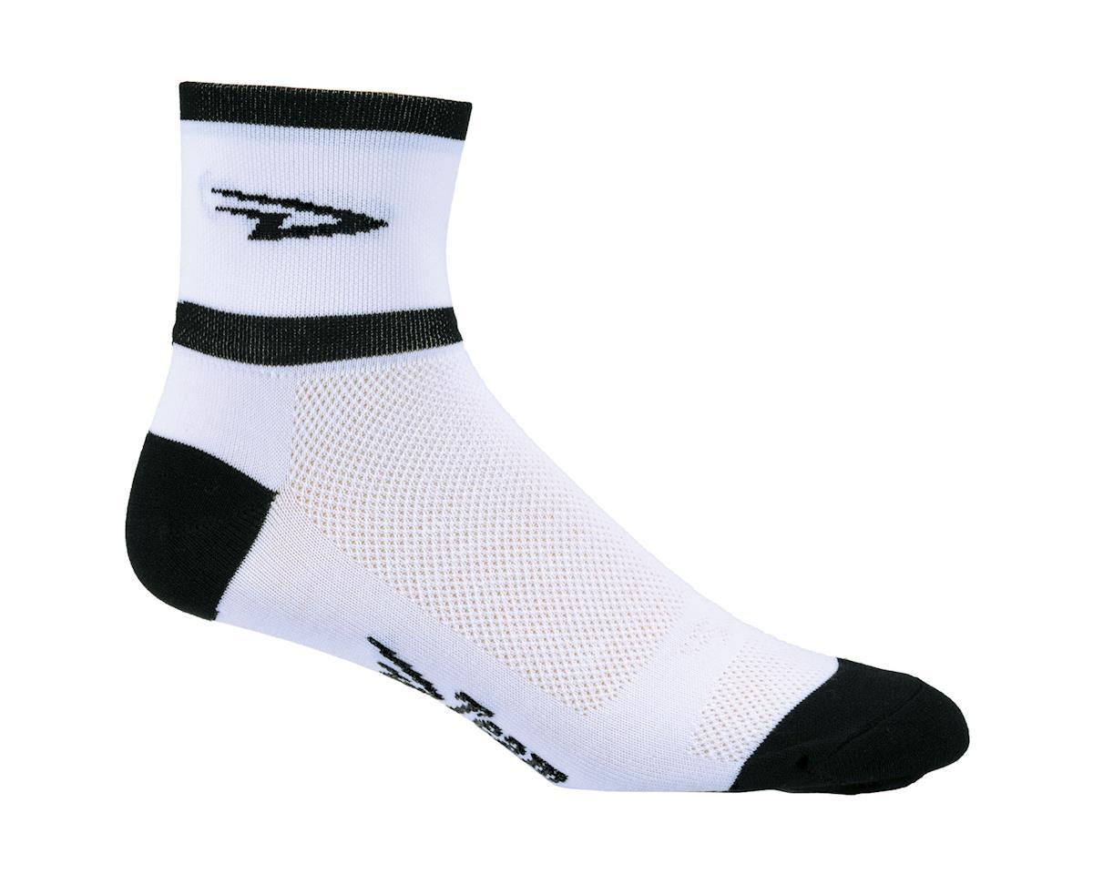 DeFeet Aireator D-Team Socks (Black/White)