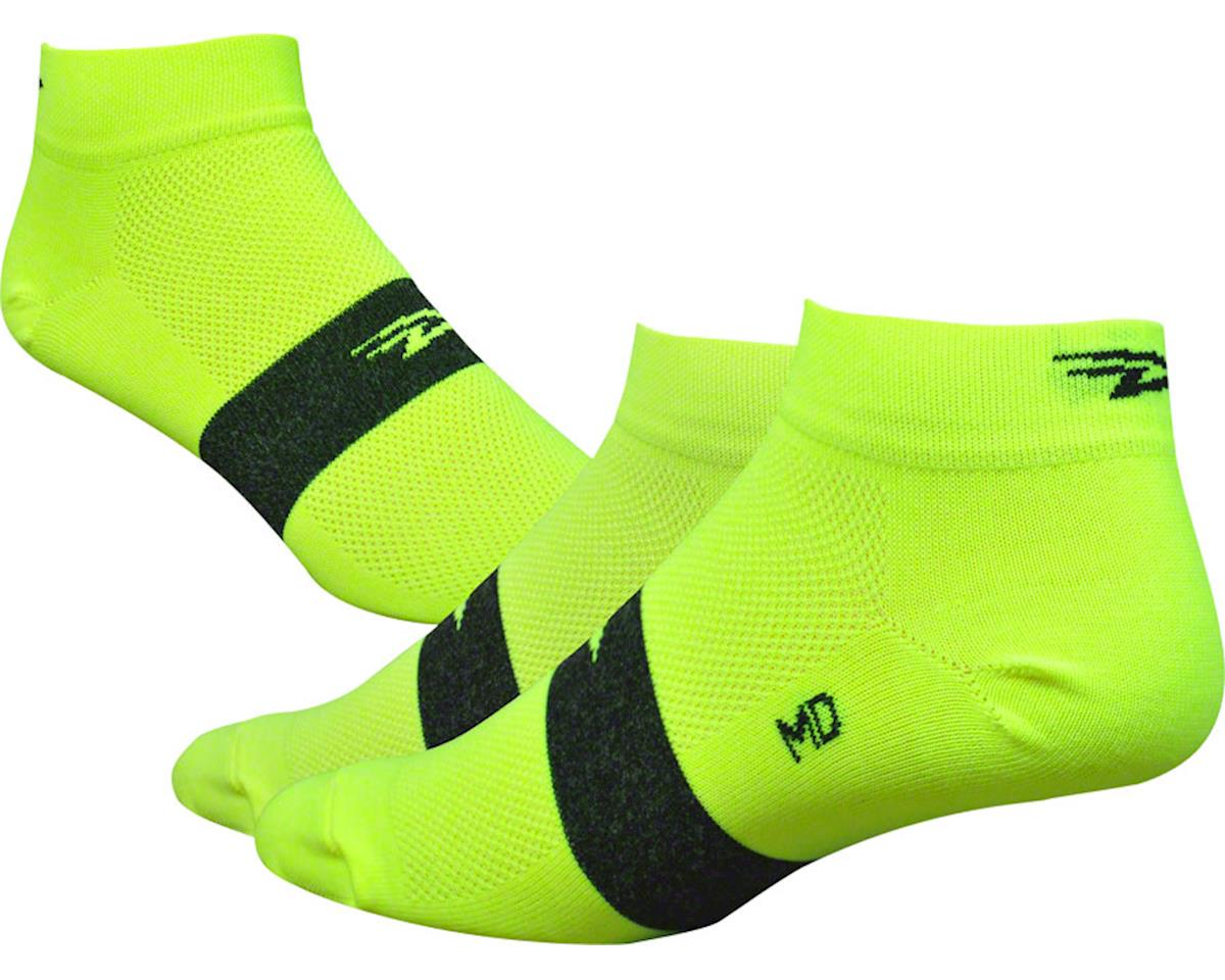 DeFeet Aireator Socks (High Vis Yellow) (M)
