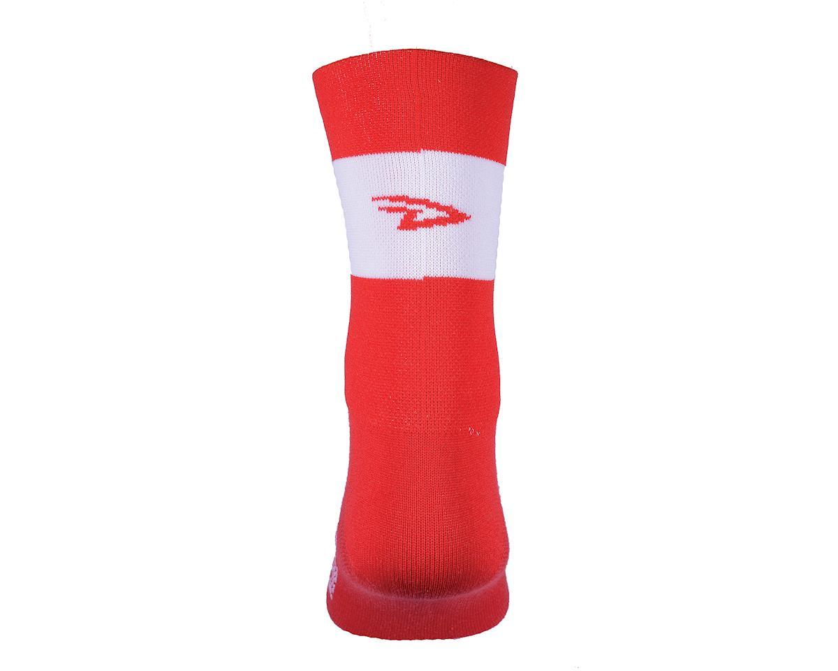 DeFeet Aireator Team DeFeet Sock (Red) (M)