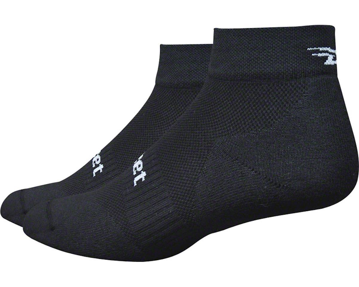 DeFeet D-Evo Sock (Black) (L)