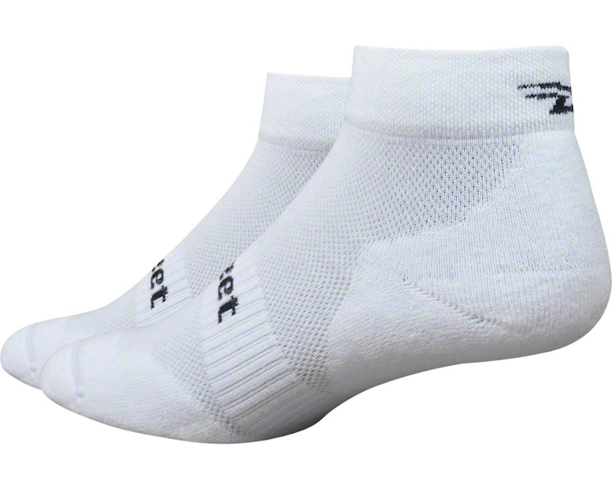DeFeet D-Evo Sock (White) (M)
