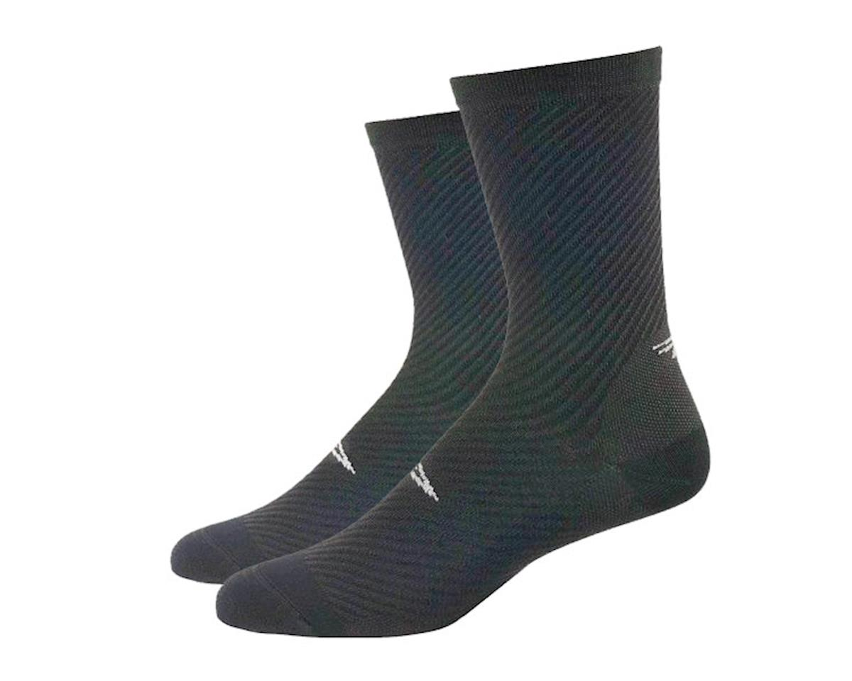 DeFeet Evo Carbon Socks (Black) (M)