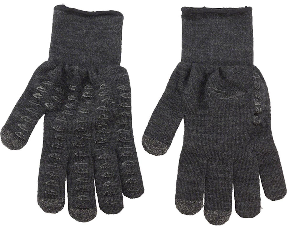 DeFeet Duraglove Wool ET Gloves - Black, Full Finger, X-Small (XS)