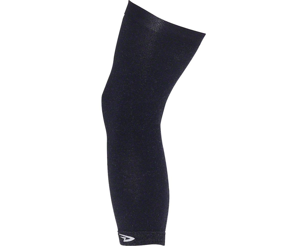 DeFeet Wool Kneeker (Charcoal) (One Size Fits All)