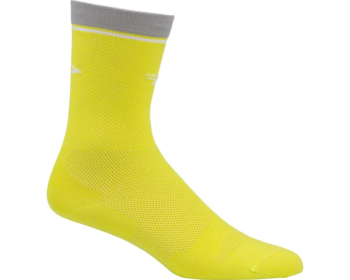 "DeFeet Levitator Lite 2 6"" Sock (Sulfur Springs)"