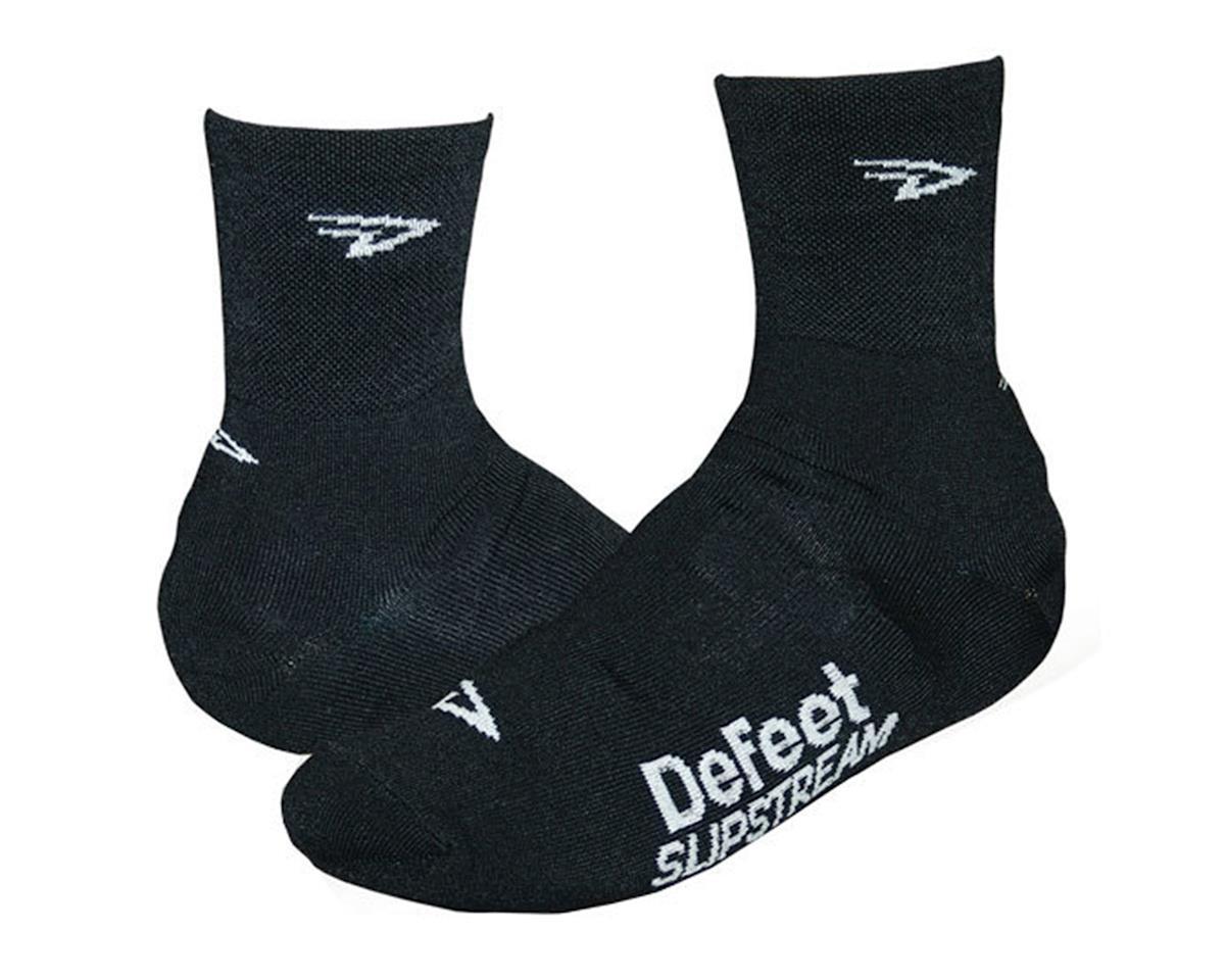 DeFeet Slipstream Shoe Cover: Black LG/XL (L/XL)