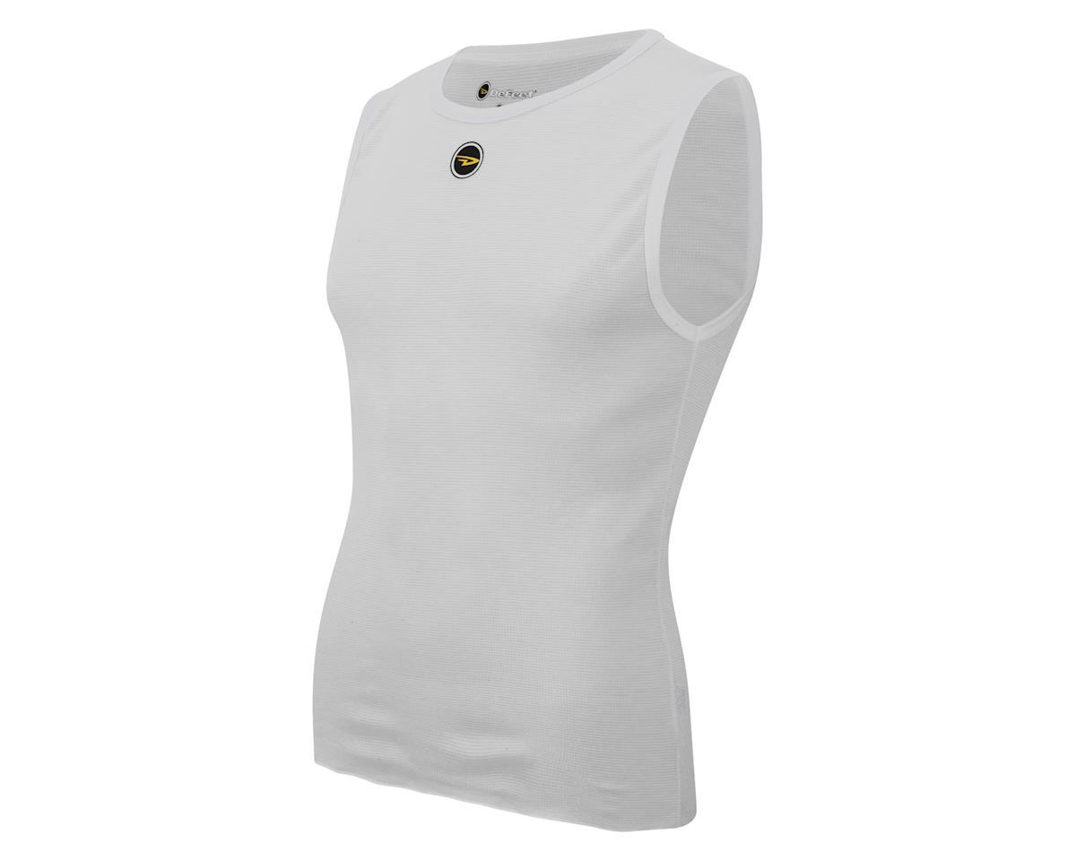 DeFeet UnD Shurt Sleeveless Base Layer (White) (L)