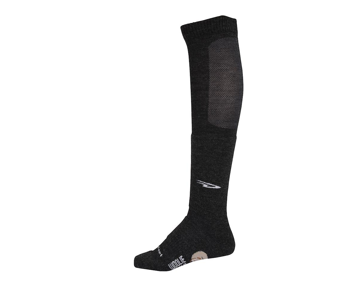 DeFeet Woolie Boolie Knee Hi Sock (Charcoal) (XL)