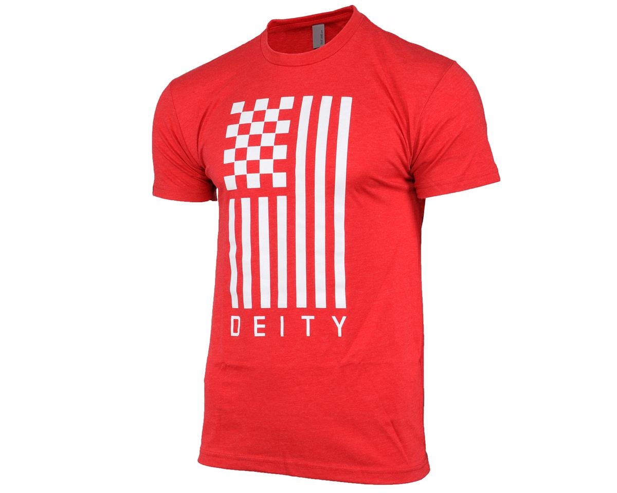 Deity Victory Tee (Red) (L)