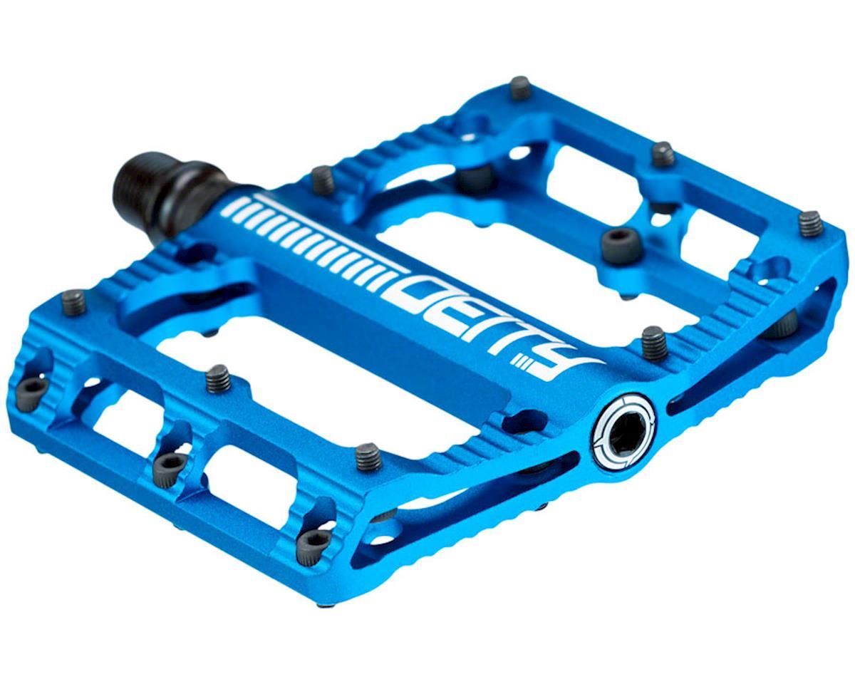 """Deity Black Kat Pedals (Blue) (9/16"""")"""