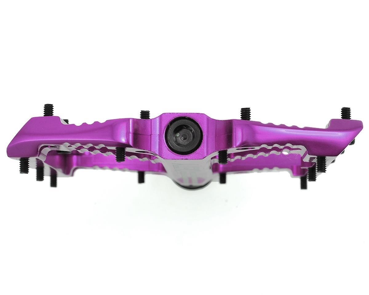 Deity Bladerunner Pedals (Purple Anodized)