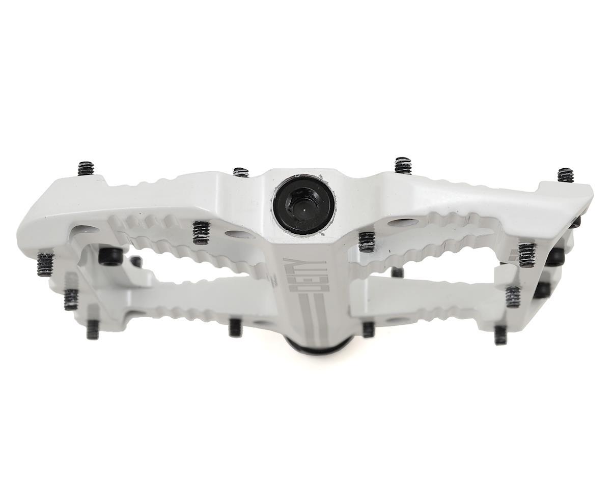 Deity Bladerunner Pedals (White Powdercoat)