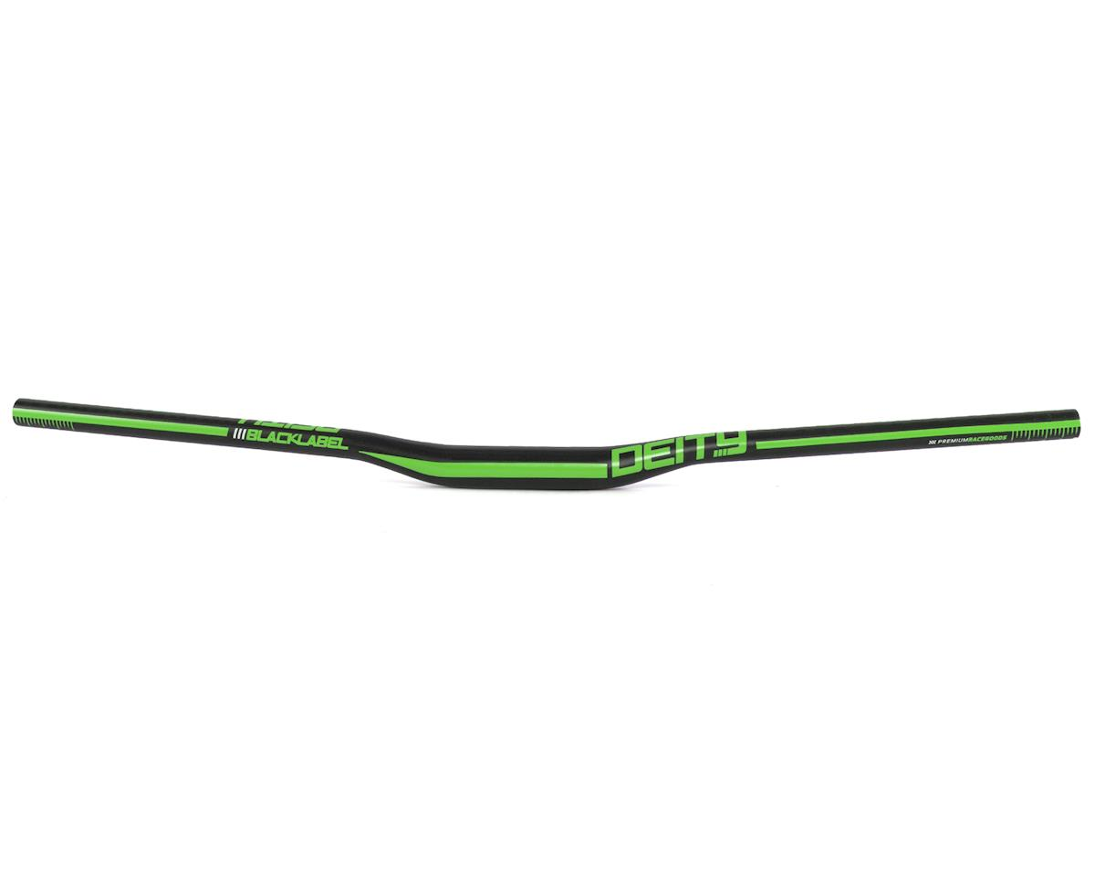 Deity Blacklabel 800 Handlebar (15mm Rise) (Green)