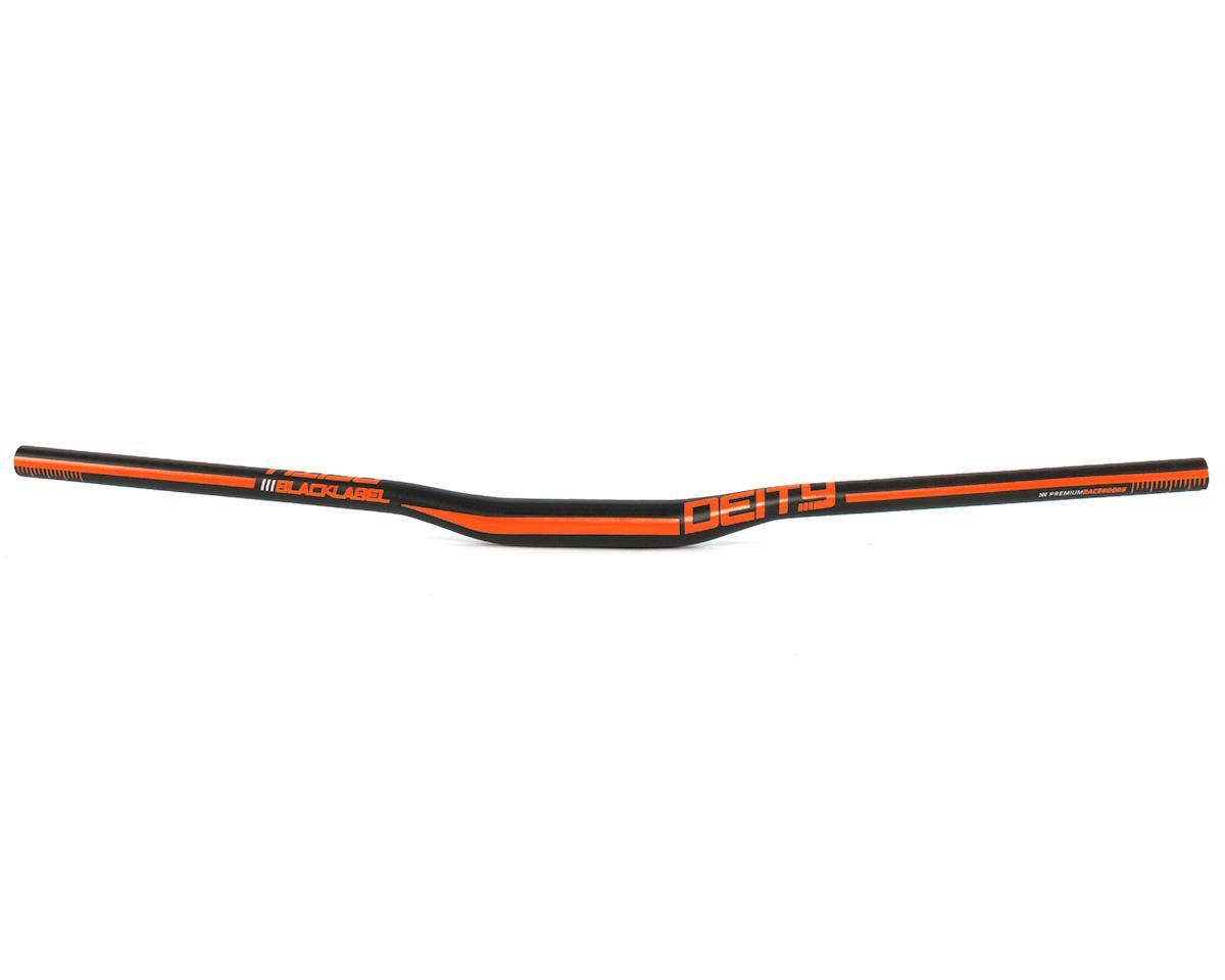 Deity Blacklabel 800 Handlebar (15mm Rise) (Orange)