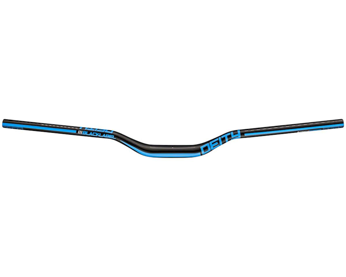 Deity Blacklabel 800 Handlebar (38mm Rise) (Blue)