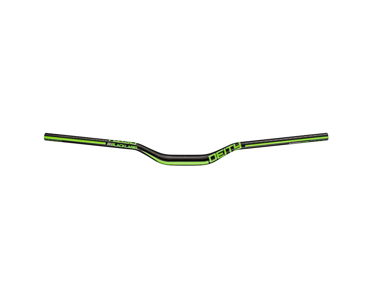 Deity Blacklabel 800 Handlebar (38mm Rise) (Green)