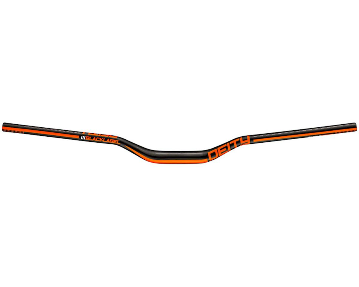 Deity Blacklabel 800 Handlebar (38mm Rise) (Orange)