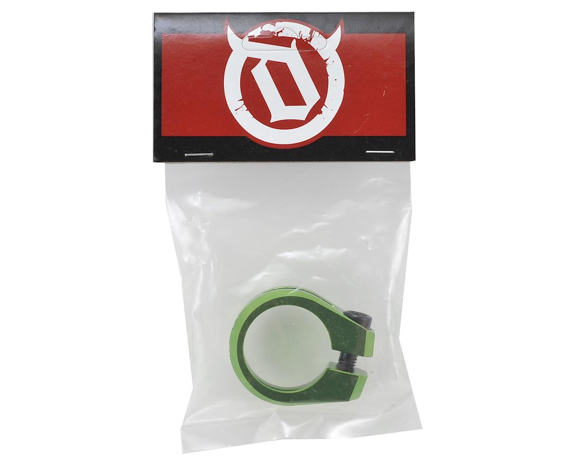 Deity Cinch Seatpost Clamp (29.8) (Green)