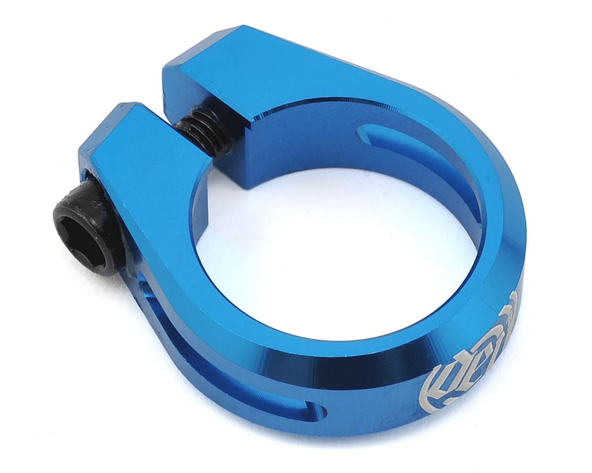 Deity Cinch Seatpost Clamp (31.8) (Blue)