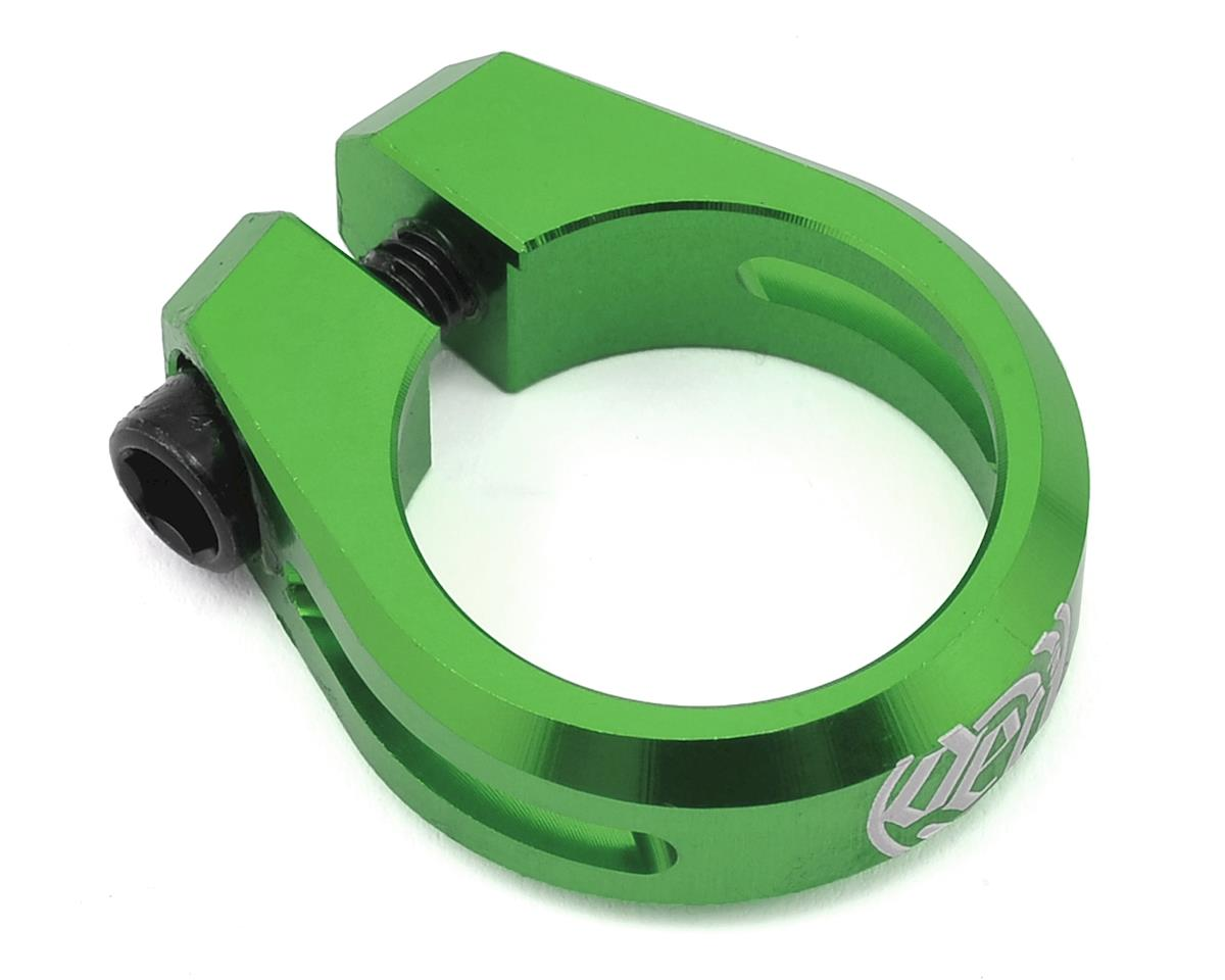 Deity Cinch Seatpost Clamp (31.8) (Green)