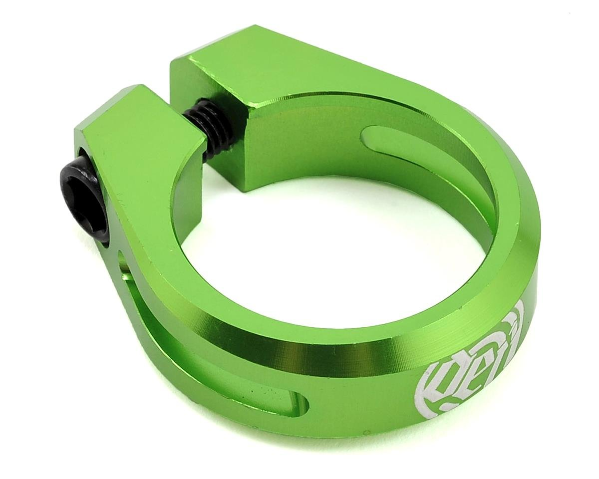 Deity Cinch Seatpost Clamp (34.9) (Green)