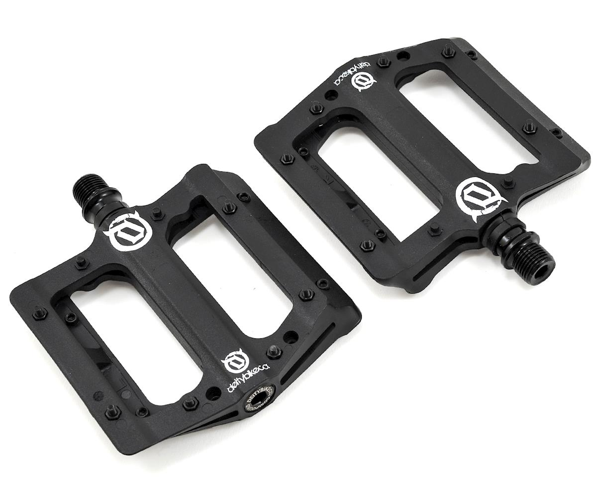 Deity Compound Pedals (Black)