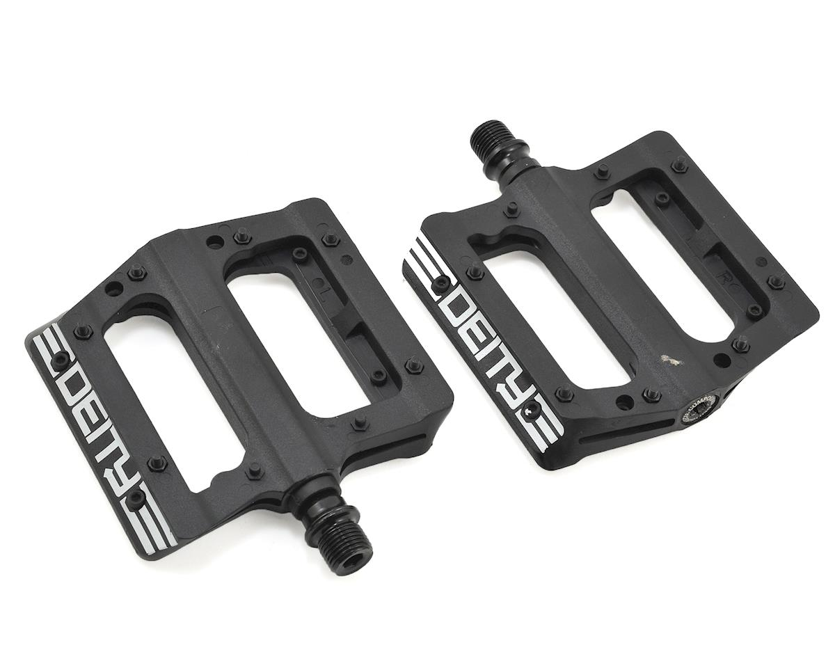 "Deity Compound V2 Pedals (Black) (9/16"") 