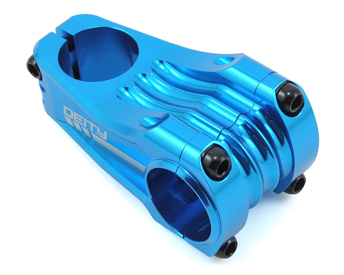 Deity Copperhead Stem (65mm) (Blue)