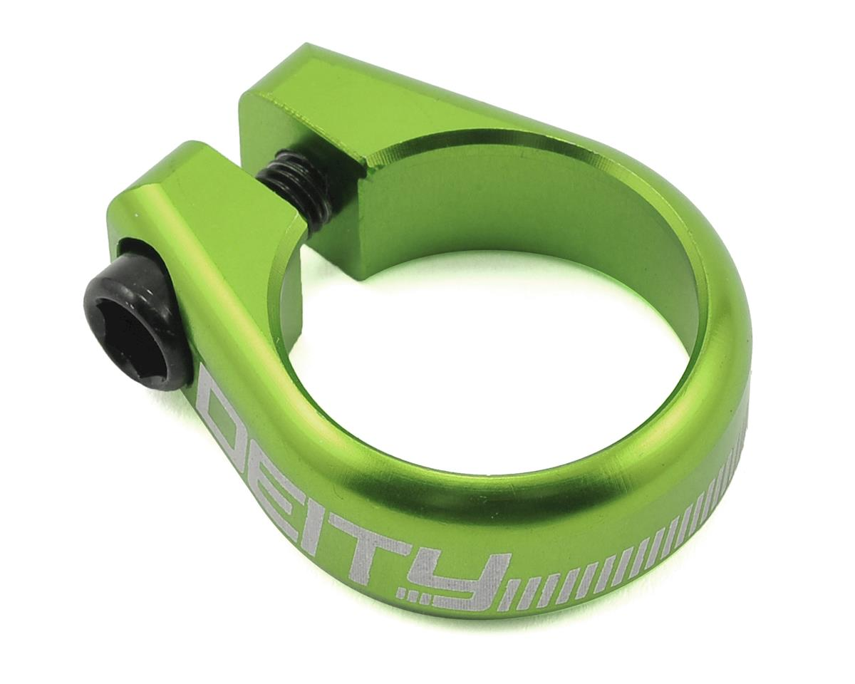 Deity Circuit Seatpost Clamp (29.8mm) (Green)