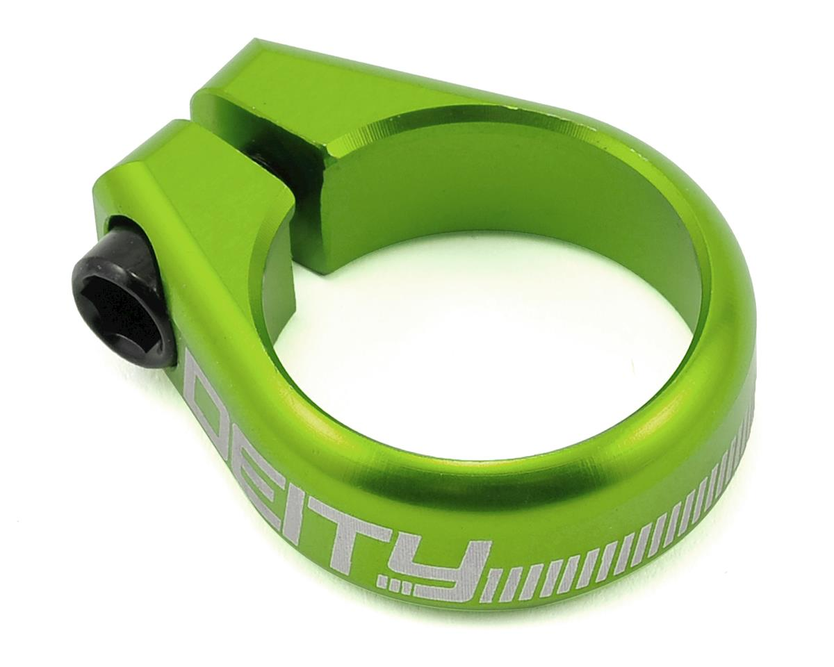 Deity Circuit Seatpost Clamp (31.8mm) (Green)