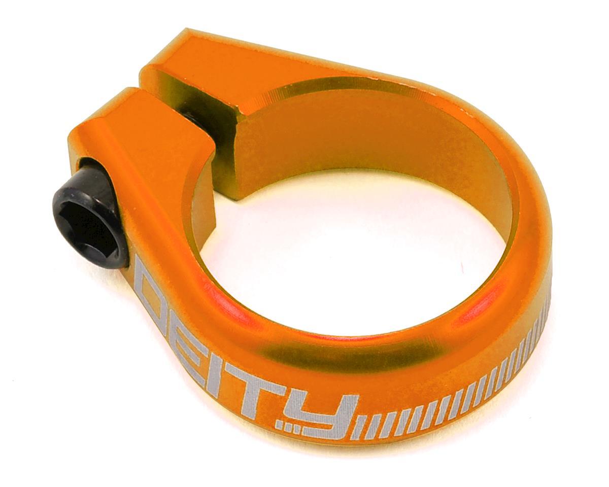 Deity Circuit Seatpost Clamp (31.8mm) (Orange)
