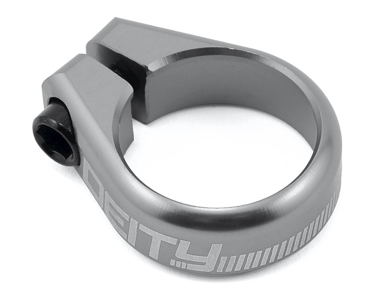 Deity Circuit Seatpost Clamp (31.8mm) (Platinum)