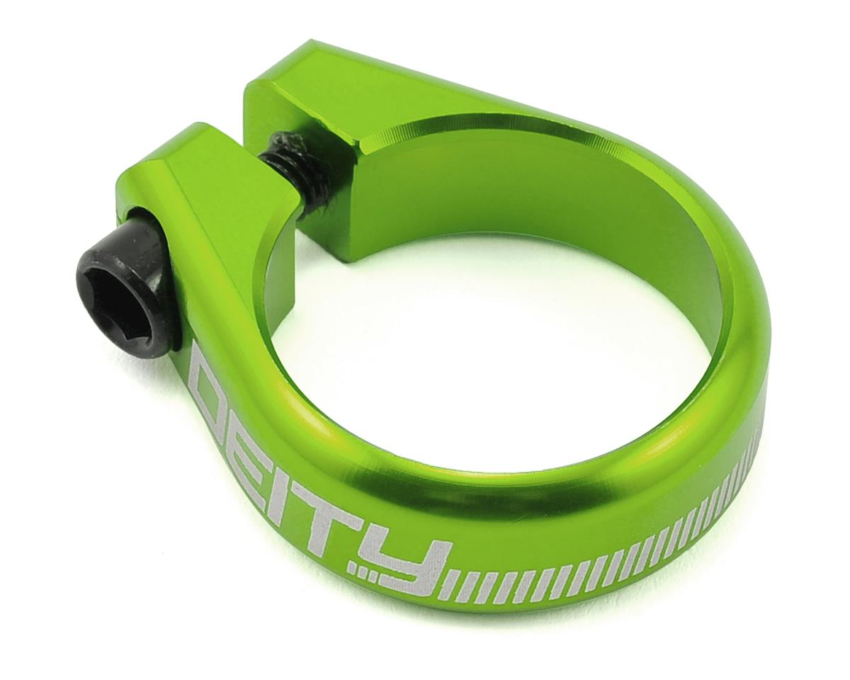 Deity Circuit Seatpost Clamp (34.9mm) (Green)