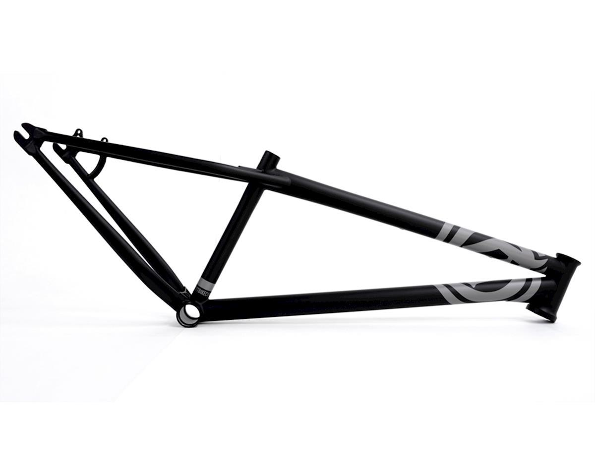 deity cryptkeeper dirt jumper frame matte black 26 crypt blk mountain amain cycling - Dirt Jumper Frame
