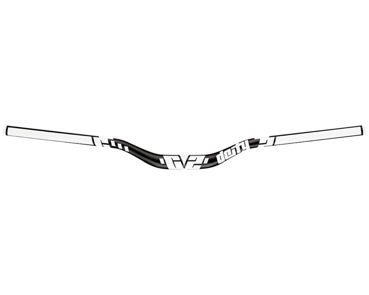 Deity CZ38 Special Riser Bar (Black/White)