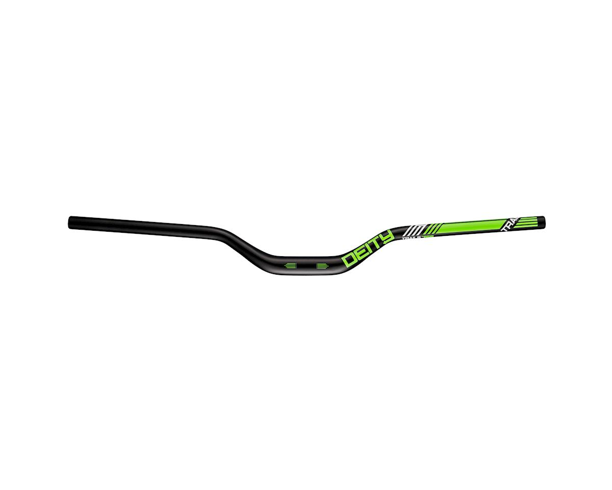 "Deity Highside 760 riser bar (31.8) 2""/29.9"" - green"